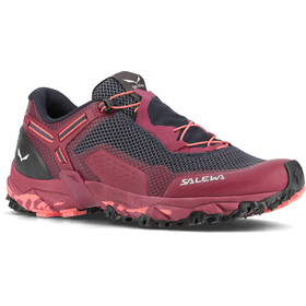 SALEWA Ultra Train 2 Zapatillas Mujer, red plum/punch